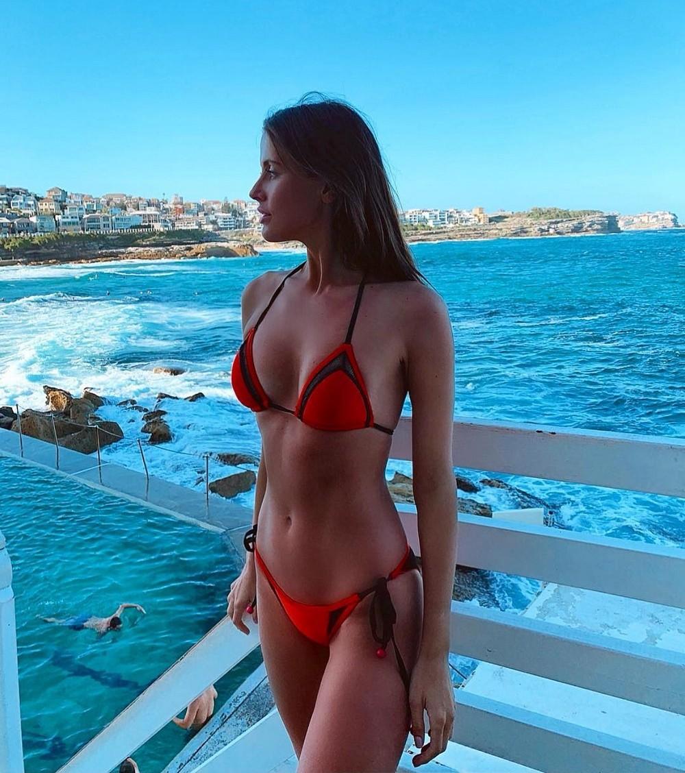 Частные красивые девушки в бикини фото — img 9