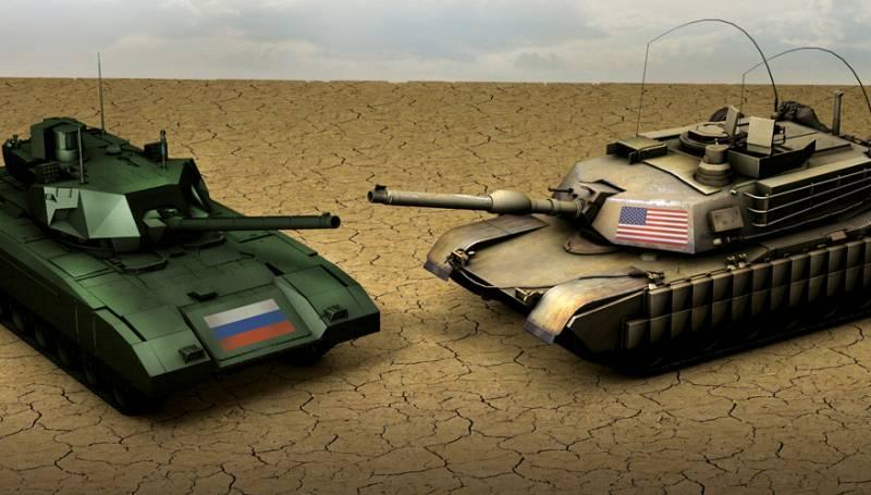 Танковая война: Россия создает платформу для борьбы с Abrams