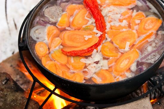 Казан: посуда, на которой держится целая культура