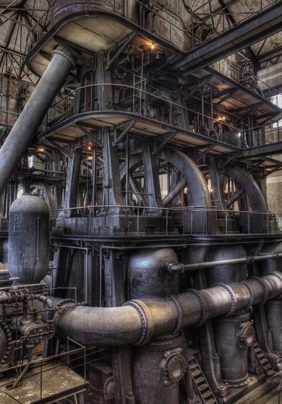 14. Водная станция в Нью-Йорке бомбоубежище, заброшки, индастриал, интересно, фото