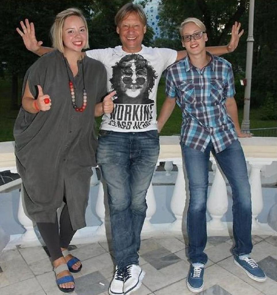 Наследники -гардемаринов-: как выглядят дети Жигунова, Шевелькова и Харатьяна