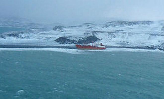 Заброшенный корабль с Крайнего Севера: поисковики ступили на борт арктика,корабль,наука,океан,Пространство,путешествие,Север,судно