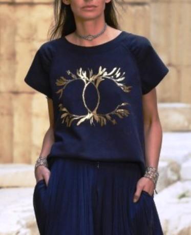 Chanel Круизная коллекция 2018 — античный шик и твид Haute couture