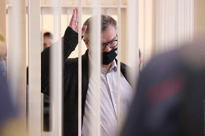 Бывший соперник Лукашенко сорвал аплодисменты в суде