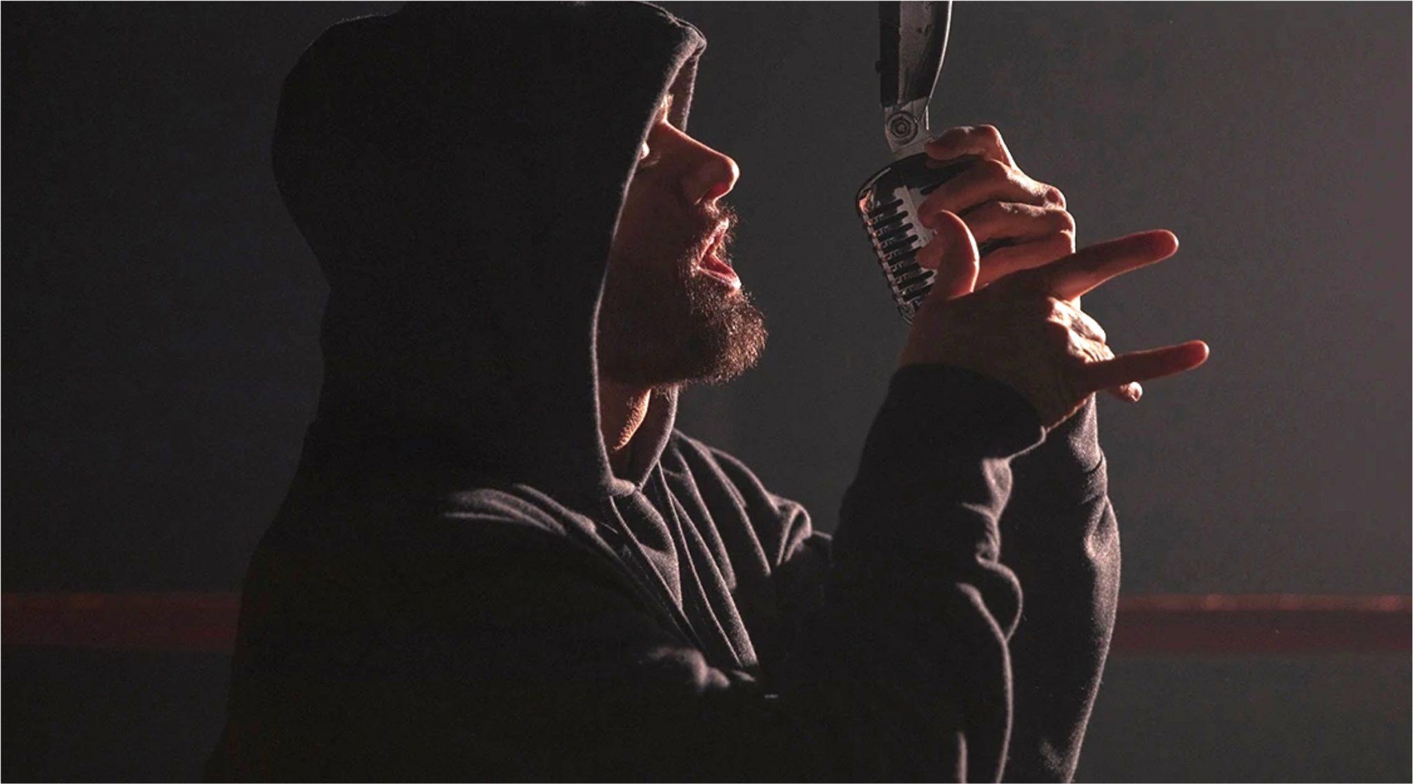 Eminem — Higher , новый клип