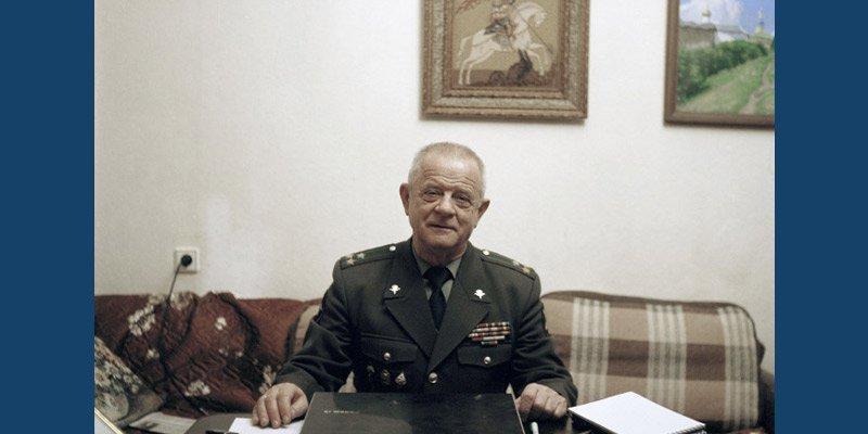 Владимир Квачков: один в поле воин, если он с Богом