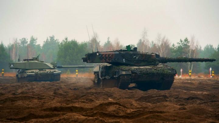 Борьба за суверенитет. Германия создаст европейскую армию