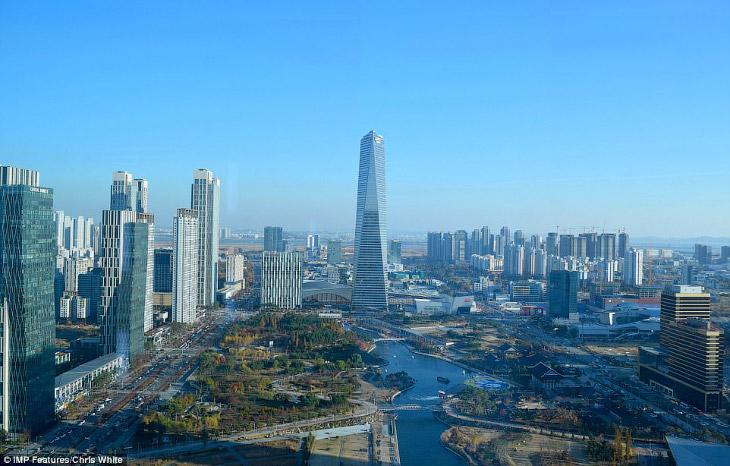 Сонгдо: город будущего, ставший городом-призраком