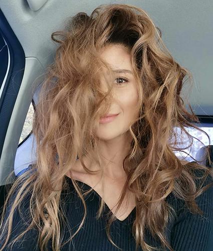 Равшана Куркова впервые за долгое время поменяла цвет волос Было/Стало