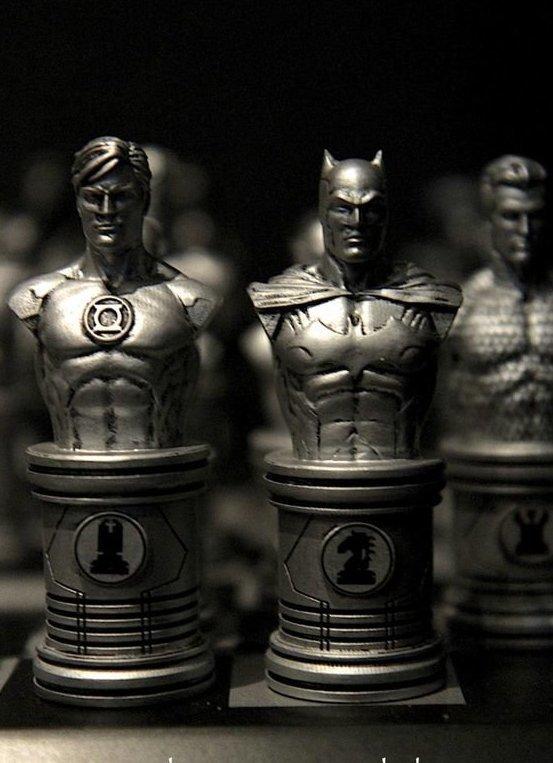 Комиксы в шахматах искусство, красота, мастерство, невероятное, талант, шахматы