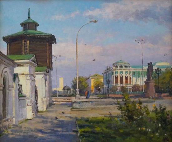 художник Алексей Ефремов картины – 25