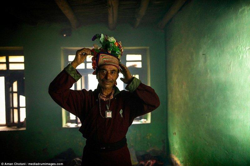 Народ дрокпа: исчезающее племя дрокпа, люди, народ, племя, племя дрокпа, фото, фотографии