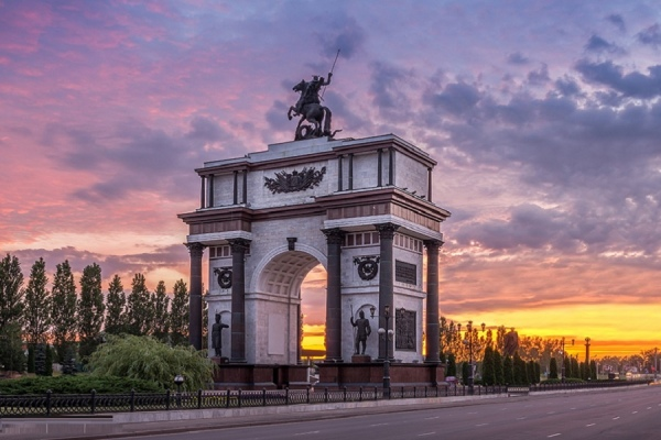 Курск стал 4-м городом России по привлекательности и узнаваемости