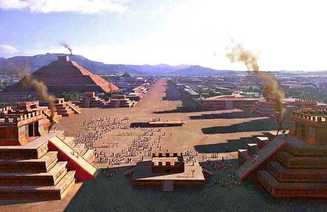 Как создавались империи: Ацтеки