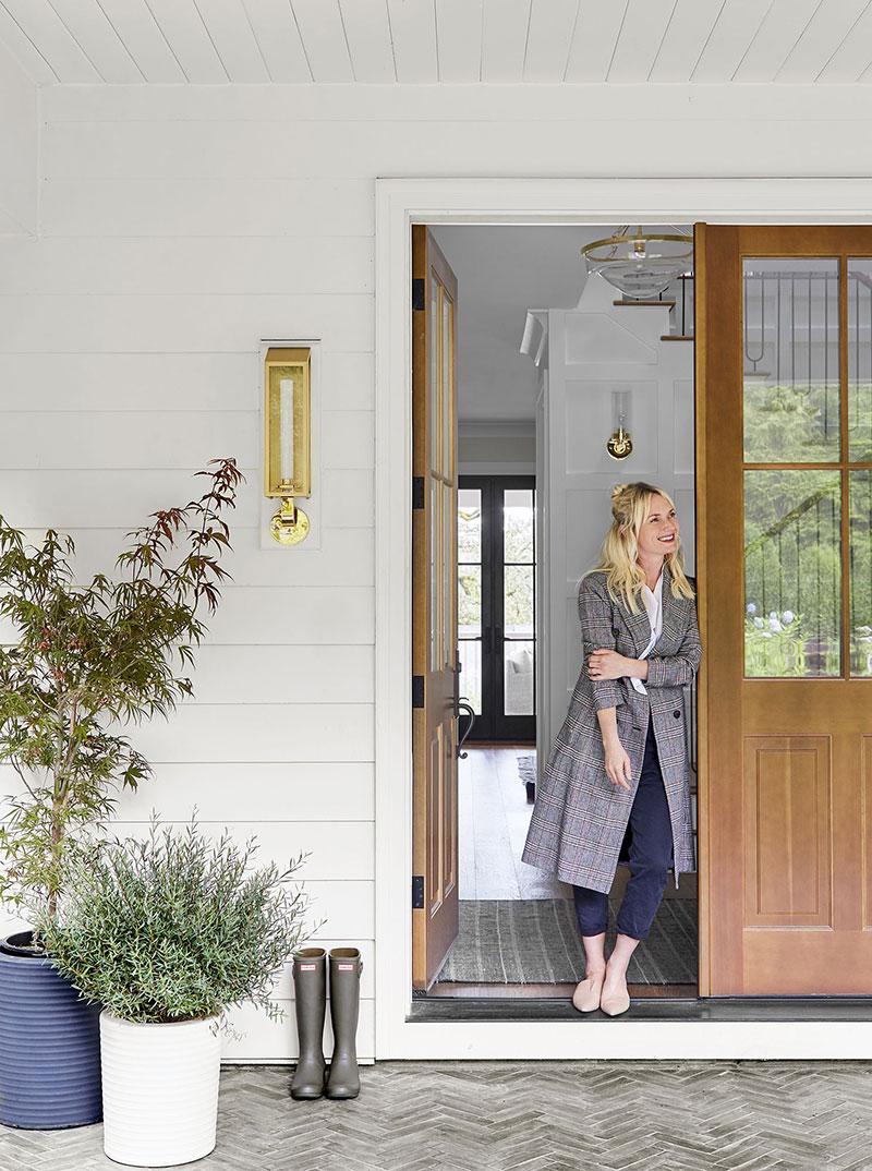 Свежо, светло и воздушно: идеальный загородный дом в Портленде