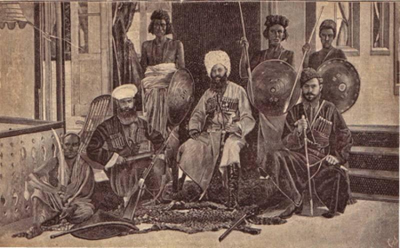 Новая Москва. Как казаки в Эфиопию ходили