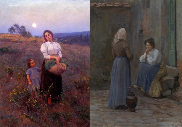 Одинокий завтрак и роковая любовь: Чем сражали публику проникновенные женские образы финской художницы