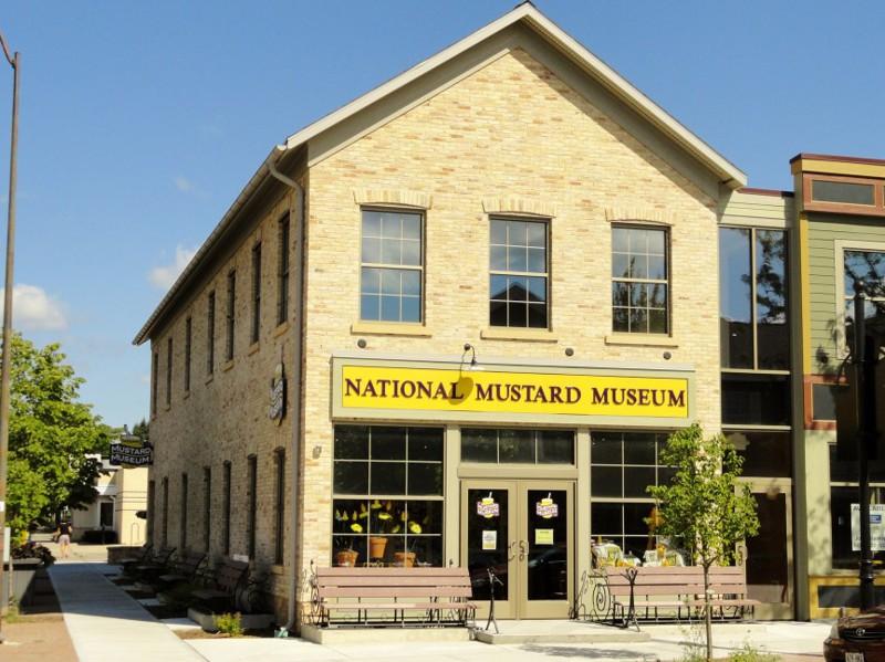 Музей горчицы - Висконсин