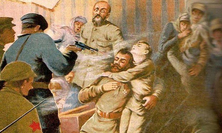 В КПРФ не исключили вариант повторения расстрела царской семьи