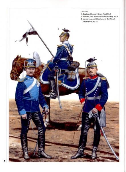 Про улан или как разновидность кавалерии превратилась в народность.
