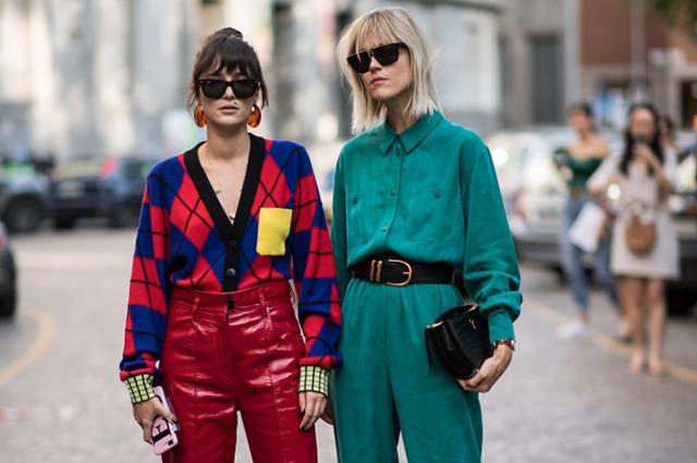Неделя моды в Милане: роскош…
