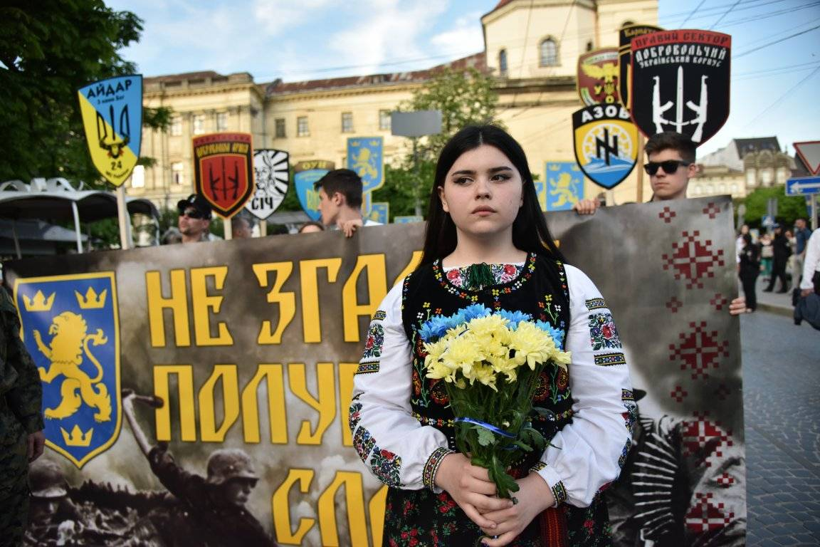 Украинцы напомнили полякам, кто настоящий хозяин Галичины