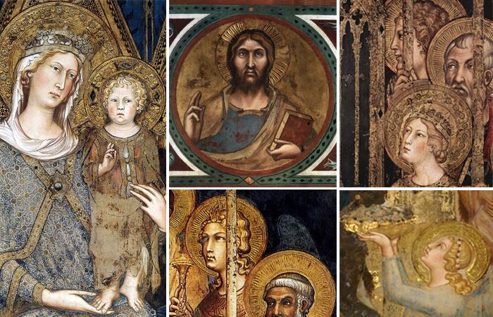 Тайные смыслы шедевральной фрески «Маэста» Симоне Мартини, которого называли самым знаменитым художником всех времён