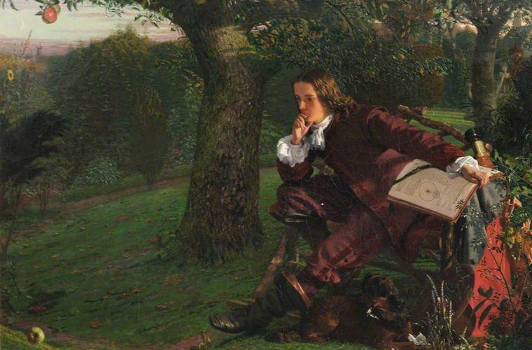Исаак Ньютон: любопытные факты