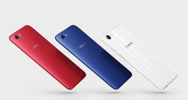 OPPO представила в России смартфоны OPPO A5s и A1k с мощными аккумуляторами новости,смартфон,статья