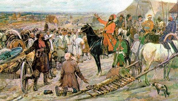 Зачем французы финансировали восстание Емельяна Пугачёва