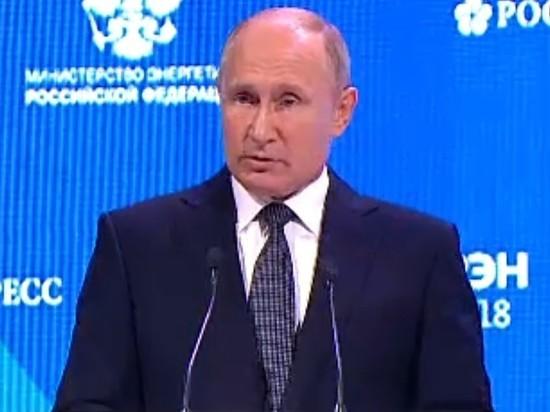 """""""Как можно быстрее"""": Путин пожелал, чтобы против России ввели сразу все санкции"""