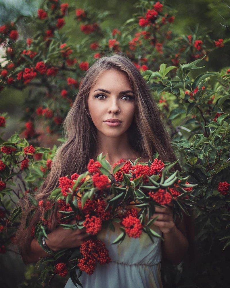 Красивые фото русских красавиц 14