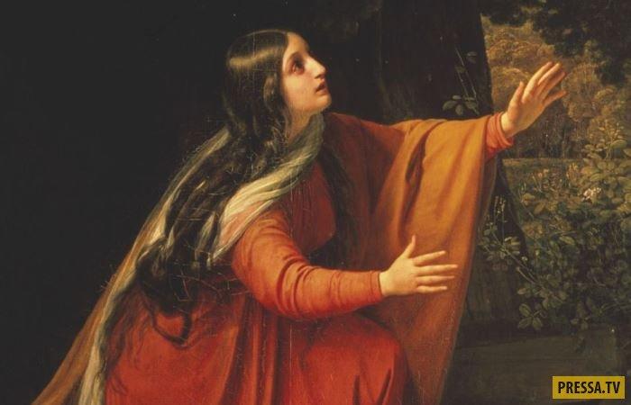 При помощи компьютерных технологий ученые воссоздали внешний облик святой Марии Магдалены (10 фото)