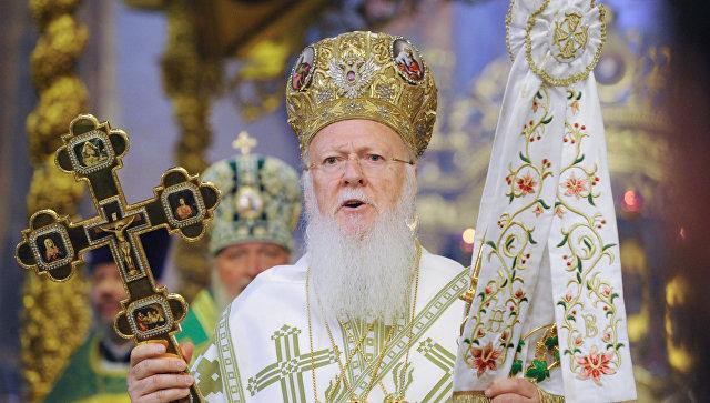 Константинопольский патриарх пообещал предоставить Украине автокефалию