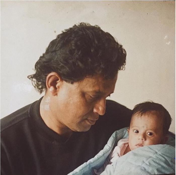 Митхун Чакраборти рассказал о дочери, которую когда-то подобрал на помойке