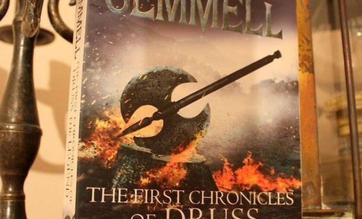 1. Дэвид Геммел книга, писатель, фэнтези