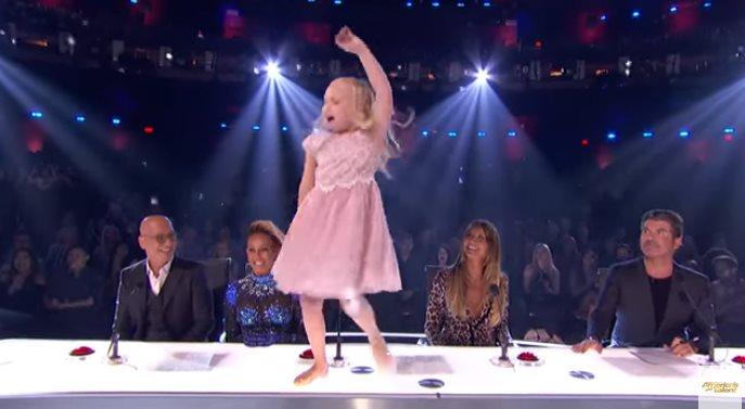 Самые юные звезды танцевального мира представили шоу, от которого теряется дар речи