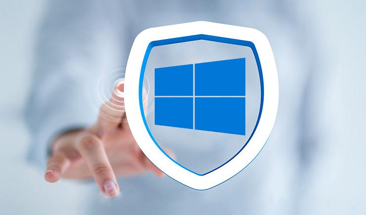 Как добавить исключения в Защитник Windows 10