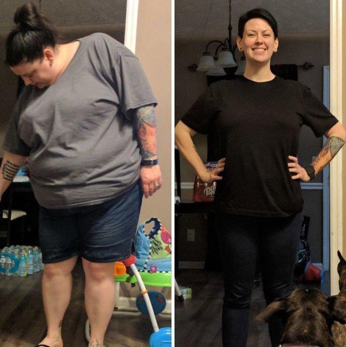 Проект До И После Похудения. 17 реальных историй фантастического похудения с фото до и после