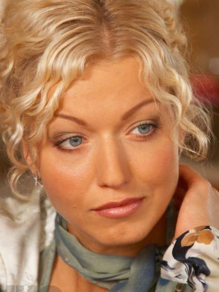 Звезда сериала «Пятницкий» Виктория Герасимова во всей своей красе.