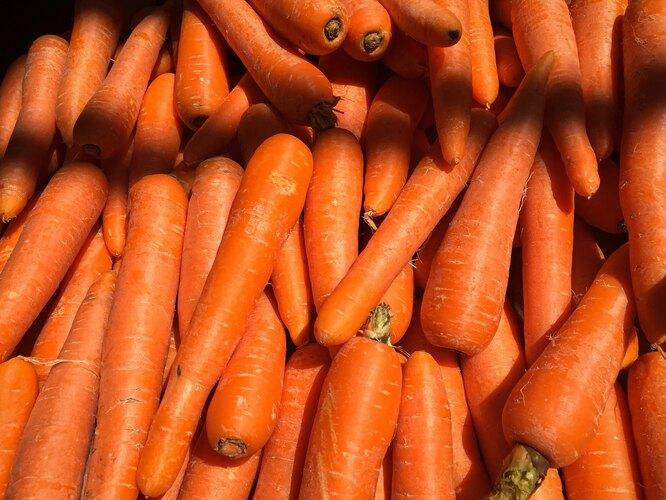 4 причины есть морковь каждый день здоровье,овощи,польза и вред