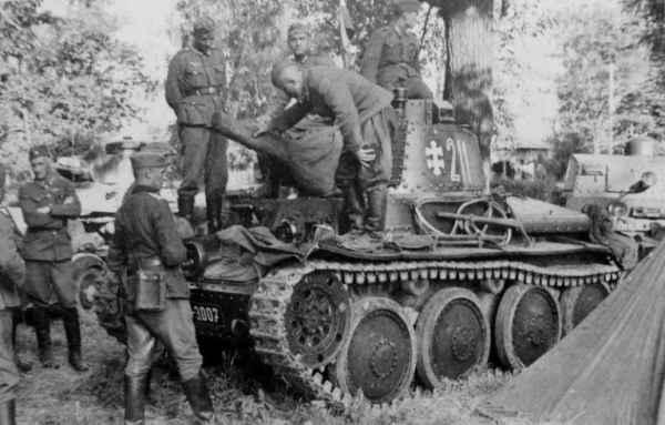 Быстрая дивизия: как во Второй мировой войне словаки воевали против СССР история