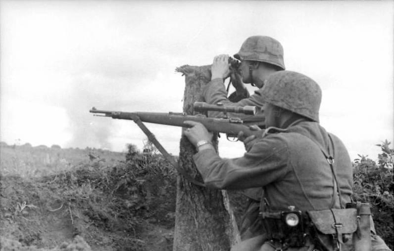Винтовки и их замена. Особенности перевооружения пехоты основных участников Второй мировой войны оружие