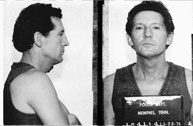 Джерри Ли Льюис. 1976 год. Пьянство и появление в общественном месте с огнестрельным оружием. арест, звезды, полиция, правонарушение