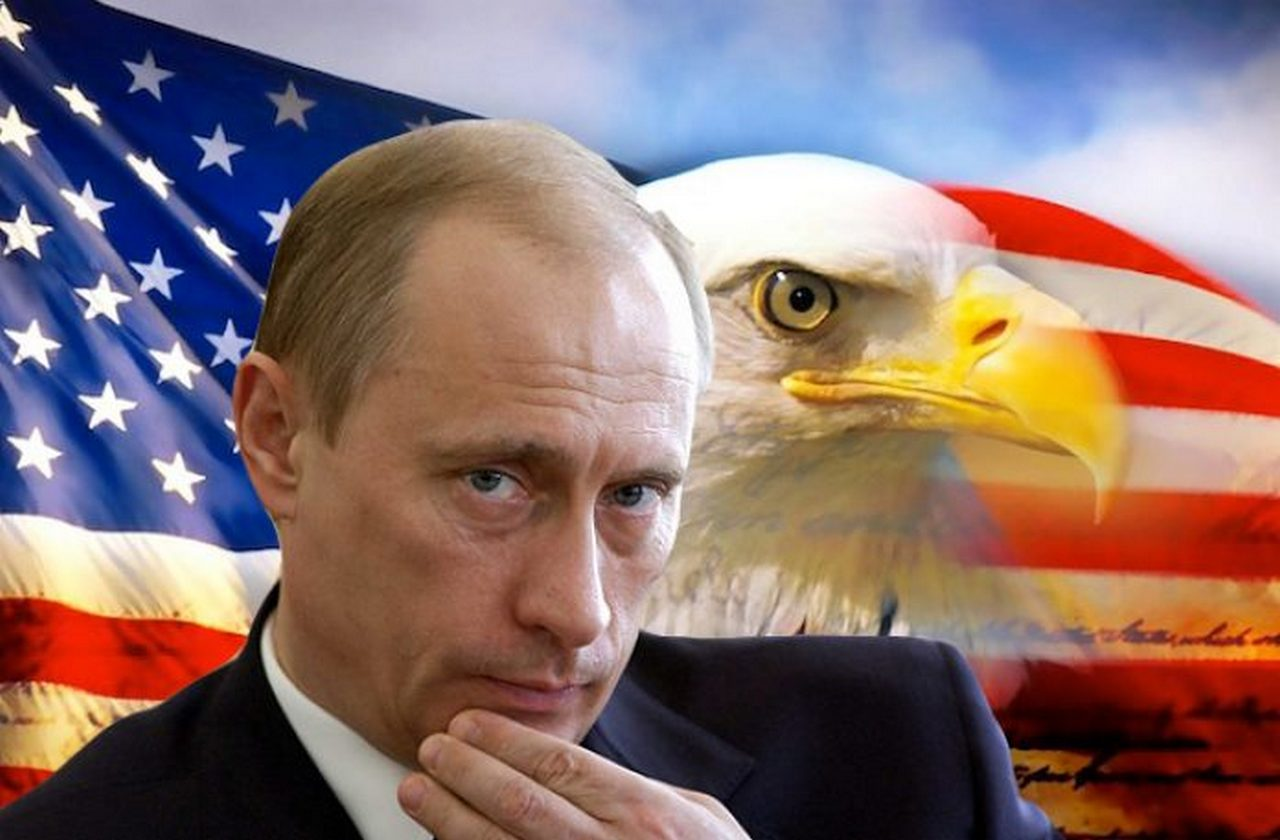 Америка заставляет меня гордиться Путиным