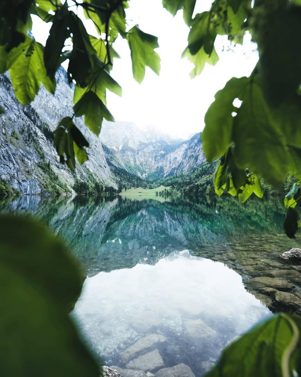 Потрясающие приключенческие и пейзажные фотографии Яна Гаврона