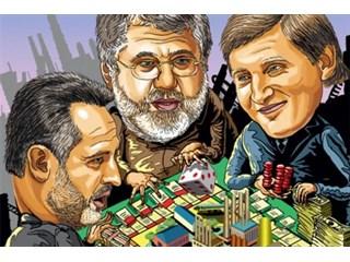 Украина-2020; «АБВГДейка для лохов» и пересменка олигархов украина