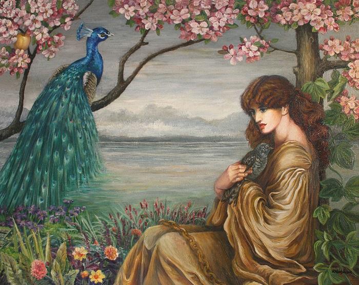 Методы лечения женщин в Древней Греции