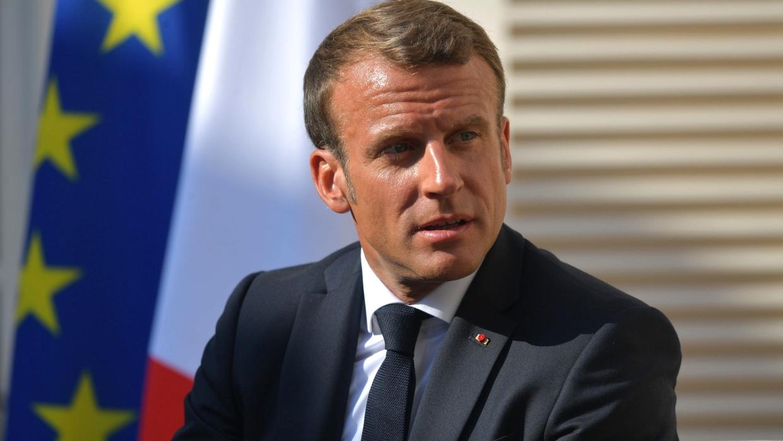 Президент Франции ужесточит миграционное законодательство для африканцев Весь мир