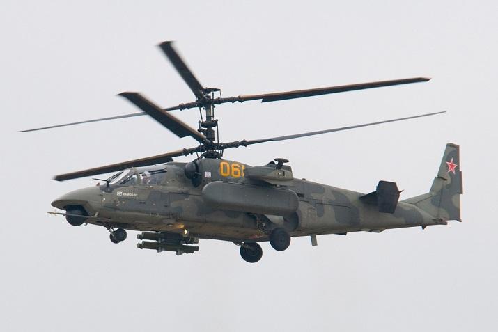«Аллигатор»: почему русский вертолёт Ка-52 считают лучшим в мире